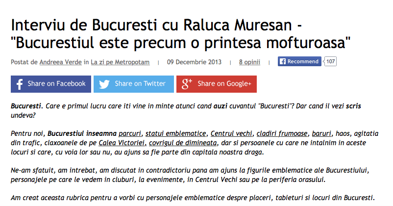 raluca muresan press