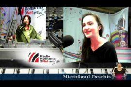 Microfonul Deschis - Raluca Muresan