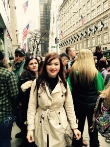 Raluca Muresan NYC Sf Patrick