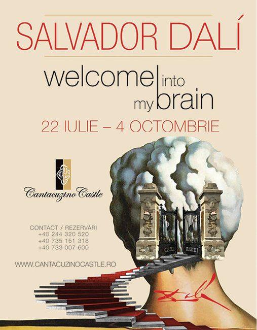 Expozitie-Salvador-Dali-Welcome-into-my-brain