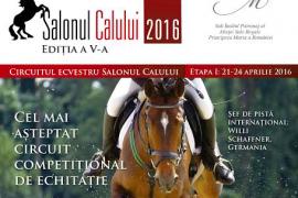salon calului 2016