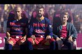 Qatar Airways In-Flight Safety Video Starring FC Barcelona