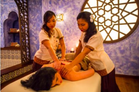 masaj la 4 maini thaico spa