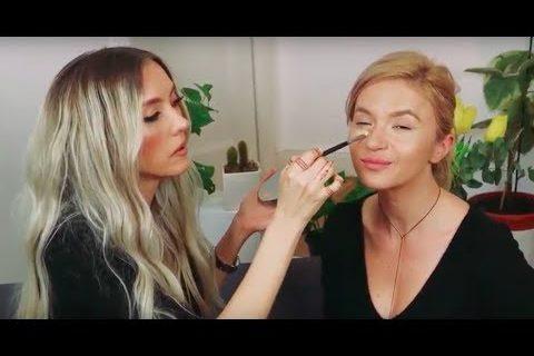 Ralu Calatoreste - Make up de călătorie cu MUA Anne Marie Grigore