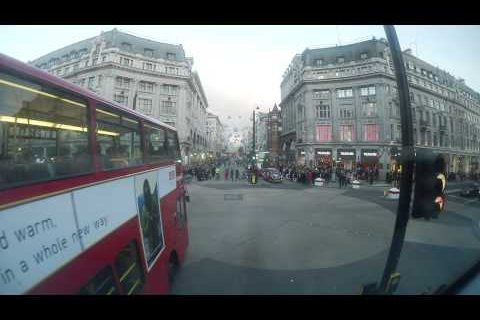 Ralu Calatoreste | Londra