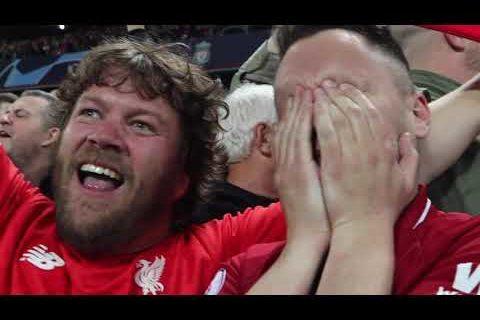 Ralu Calatoreste - UCL Liverpool - Barcelona 7 May 2019 - Best Football Experience Ever!!!!