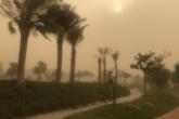 Ralu Calatoreste Furtuna de nisip în Dubai